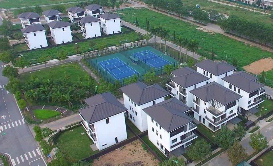 Sân Tenis Hà Đô Charm An Khánh