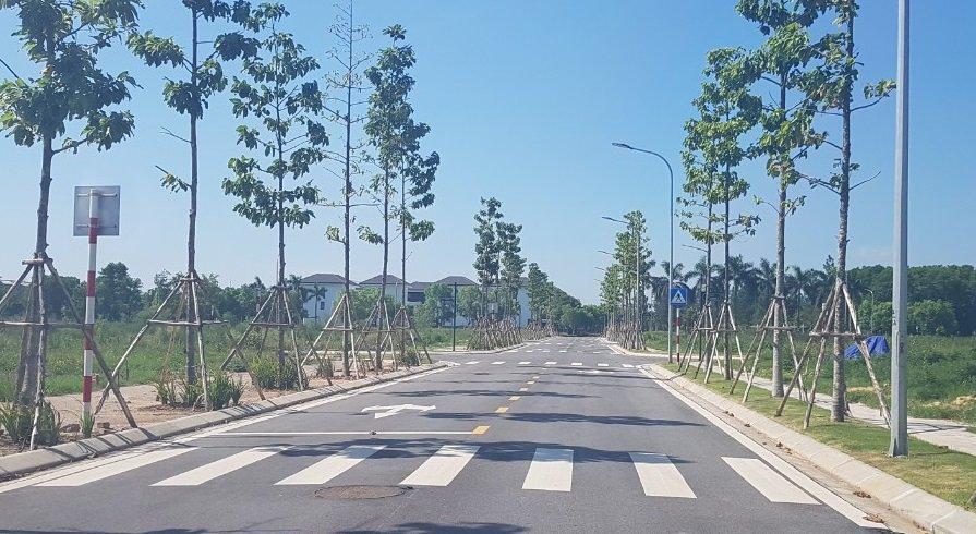 hạ tầng giao thông hado charm villas