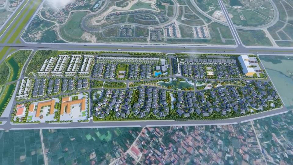 quy hoạch Hado Charm Villas