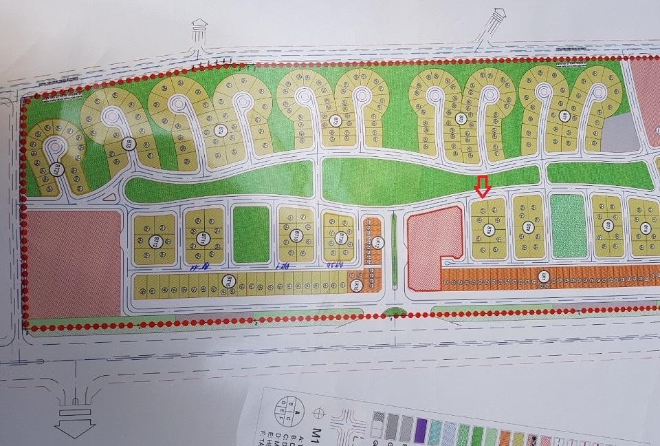 Vị trí căn biệt thự đơn lập Hà Đô Charm Villa 300m2