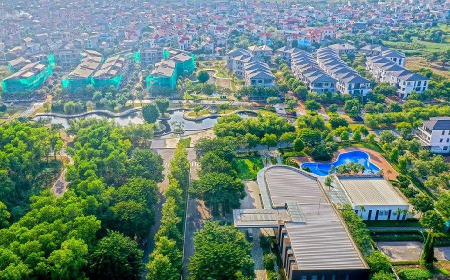 Khu đô thị Hado Charm Villas