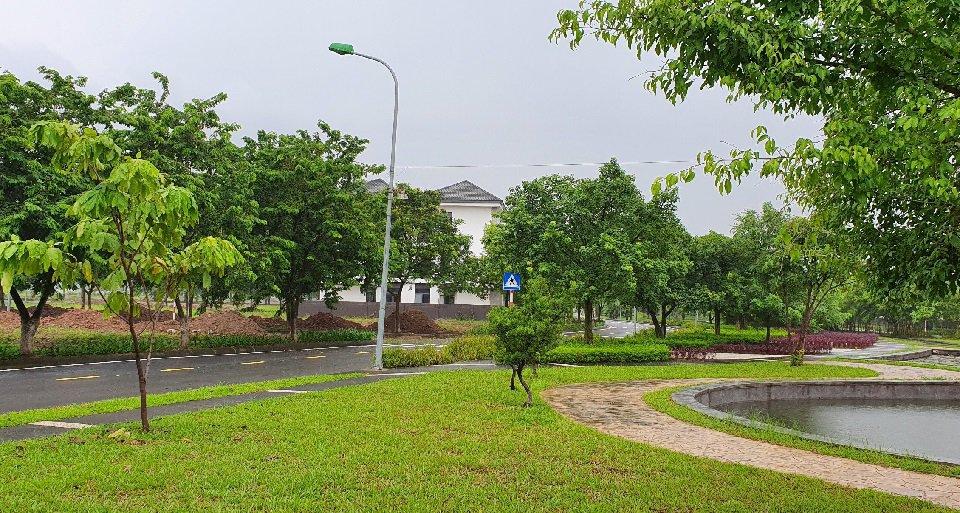 Khu đô thị xanh sinh thái Hà Đô Charm Villa