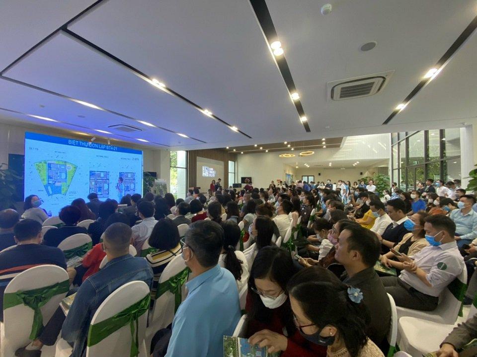 Ra mắt dự án Hà Đô Charm Villas